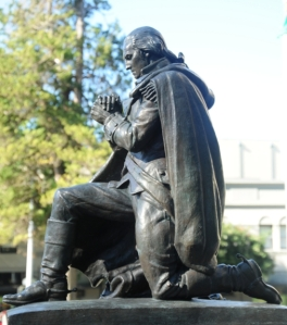 george-washington-praying-olympia-washington